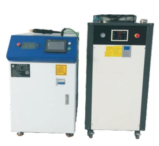 手持式光纤激光焊接机原理
